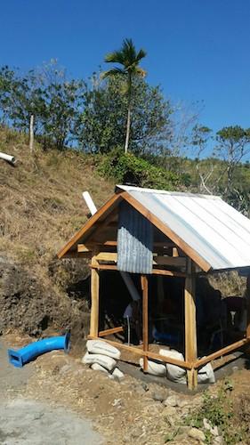 pembangunan rumah instalasi